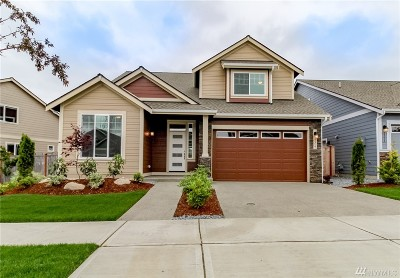 Puyallup Single Family Home For Sale: 2317 41st Ave SE