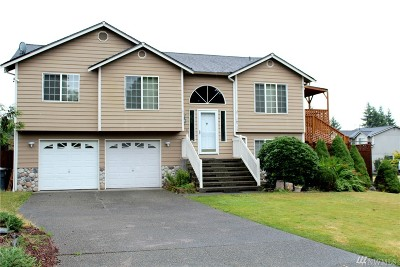 Puyallup Single Family Home For Sale: 18713 82nd Av Ct E