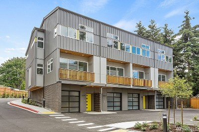 Everett WA Condo/Townhouse For Sale: $524,950