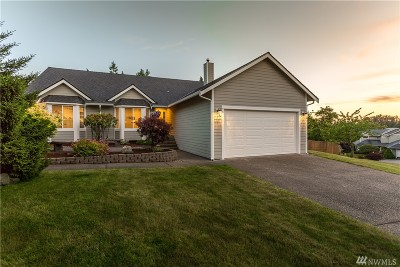 Puyallup Single Family Home For Sale: 3112 15th Ave SE