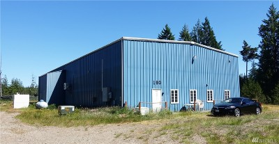 Mason County Commercial For Sale: 190 W Pine Acres Way
