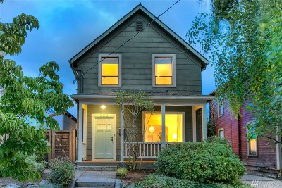 Seattle Single Family Home For Sale: 926 24th Ave S