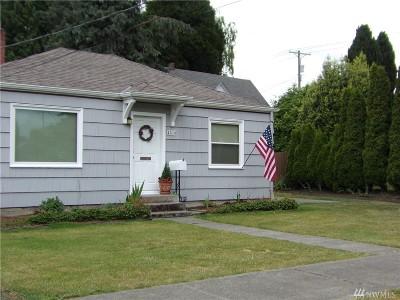 Tacoma Single Family Home For Sale: 4810 S I St