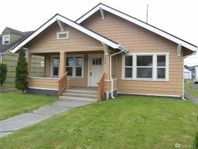 Single Family Home For Sale: 1909 Simpson Ave