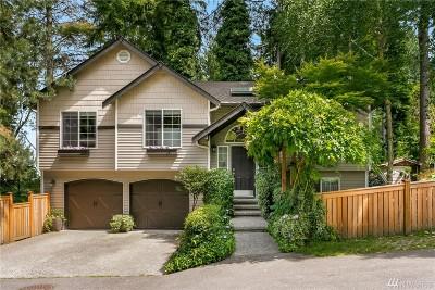 Shoreline Single Family Home For Sale: 17714 22nd Place NE