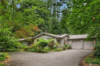 Issaquah Single Family Home For Sale: 26210 SE 158th St