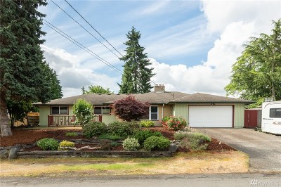 Federal Way Single Family Home For Sale: 413 S 302 St
