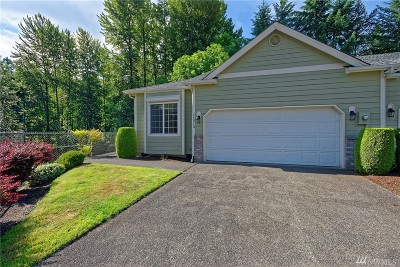 Puyallup Single Family Home For Sale: 11513 88th Ave E