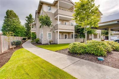 Puyallup Condo/Townhouse For Sale: 13405 97th Ave E
