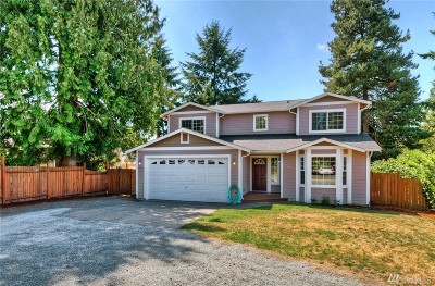 Seattle Single Family Home For Sale: 845 SW 135th St