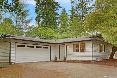 Seattle Single Family Home For Sale: 12314 36th Ave NE