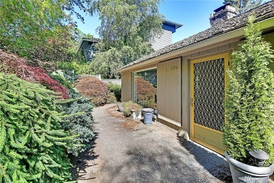 Seattle Single Family Home For Sale: 3764 W Lawton St