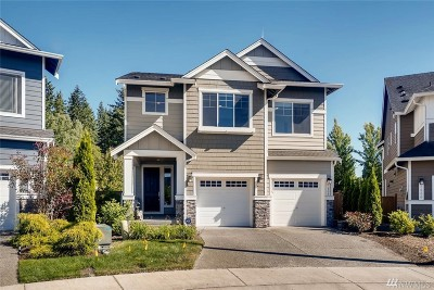 Bothell Single Family Home For Sale: 3808 196th Place SE
