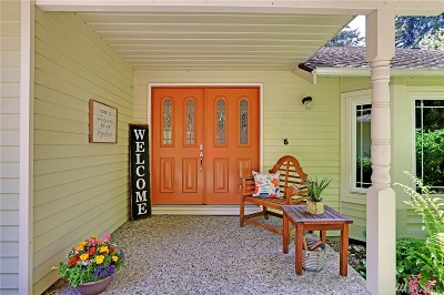 Sammamish Single Family Home For Sale: 21519 SE 37th St