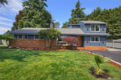 SeaTac Single Family Home For Sale: 18219 39th Ave S
