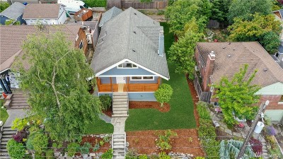 Seattle Single Family Home For Sale: 3212 NW 70th St