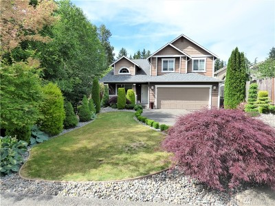 Federal Way Single Family Home For Sale: 35719 30th Ave S