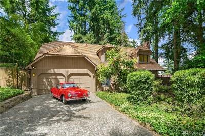Mercer Island Single Family Home For Sale: 8800 SE 78th St