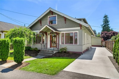 King County Single Family Home For Sale: 31825 Morrison St