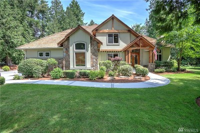 Sammamish Single Family Home For Sale: 23603 NE 20th St