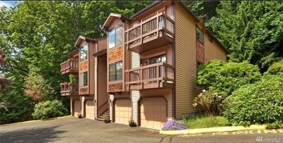 Redmond Condo/Townhouse For Sale: 17425 NE 88th Place #C