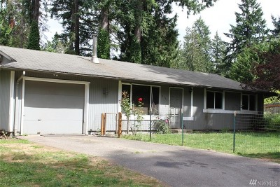 Olympia Single Family Home For Sale: 5331 75th Ct SW