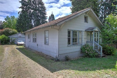 Seattle Single Family Home For Sale: 9834 20th Ave SW