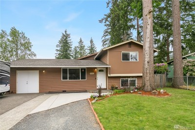 Marysville Single Family Home For Sale: 13003 54th Dr NE