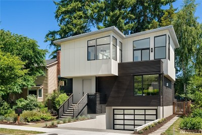 Seattle Single Family Home For Sale: 7322 55th Ave NE