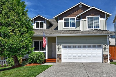 Marysville Single Family Home For Sale: 6805 38th Place NE