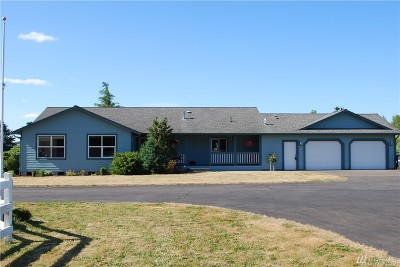Olympia Single Family Home For Sale: 6425 75th Ave SE