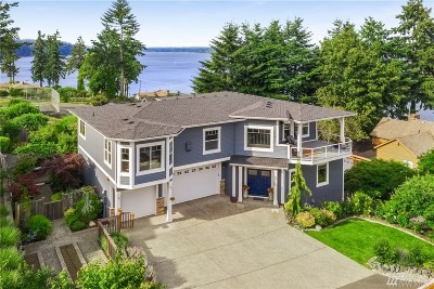 Gig Harbor Single Family Home For Sale: 2311 56th St NW