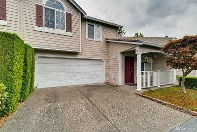 Kent Condo/Townhouse For Sale: 10531 SE 250th. Place #H104