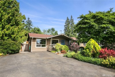 Bothell Single Family Home For Sale: 21117 4th Ave W