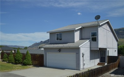 Chelan County Single Family Home For Sale: 3172 Bermuda St