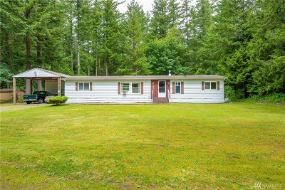 Whatcom County Single Family Home For Sale: 2184 Zell Rd
