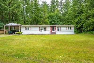 Ferndale Single Family Home For Sale: 2184 Zell Rd