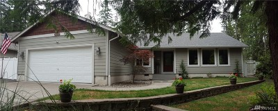 Shelton Single Family Home For Sale: 540 E Aycliffe Dr
