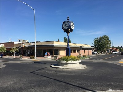 Moses Lake Commercial For Sale: 123 W Third Ave