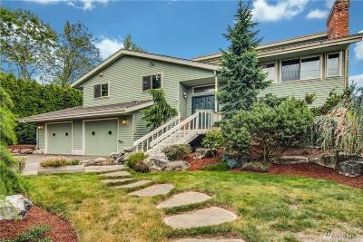 Kirkland Single Family Home For Sale: 11315 NE 60th St