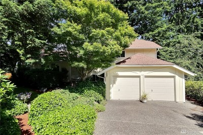 Federal Way Single Family Home For Sale: 32214 SW 44th Pl