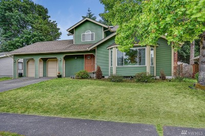 Federal Way Single Family Home For Sale: 34804 30th Ave SW