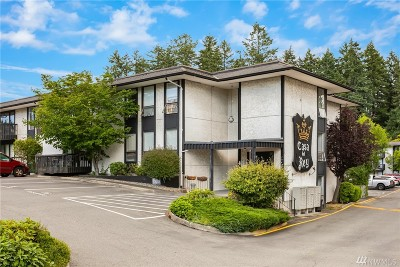 Lynnwood Condo/Townhouse For Sale: 19411 56th Ave W #318