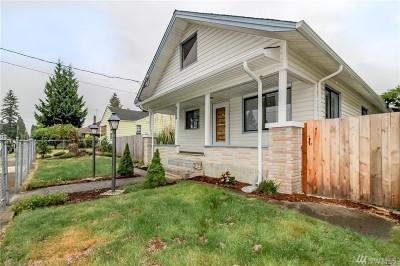 Auburn Single Family Home For Sale: 229 Pike St NE