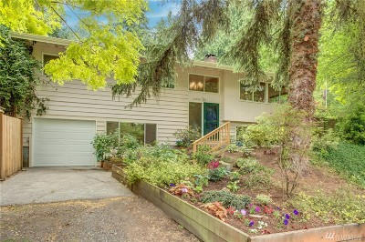 Seattle Single Family Home For Sale: 12000 12th Ave NE