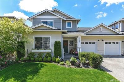 Redmond Condo/Townhouse For Sale: 11263 241st Lane NE