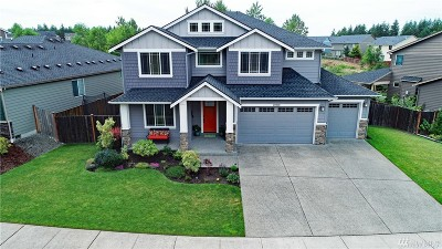 Orting Single Family Home Contingent: 20018 195th Ave E