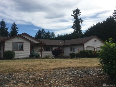 Olympia Single Family Home For Sale: 9707 36th Ct SE