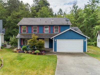 Federal Way Single Family Home For Sale: 2647 S 362nd Place