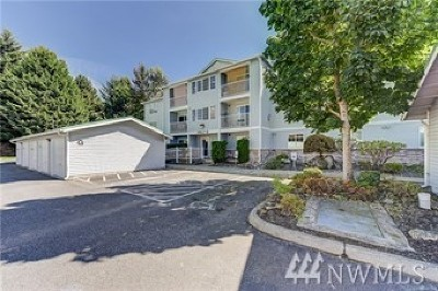 Monroe Condo/Townhouse For Sale: 18621 Blueberry Lane #A-308